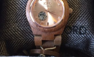 It's Travel Time With My Jord Wood Watch