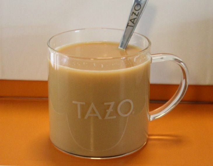 Enjoy A Time Out With Tazo Chai Latte K Cup Pods Just