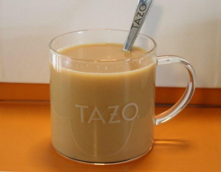 Chai latte tazo - The park lubbock