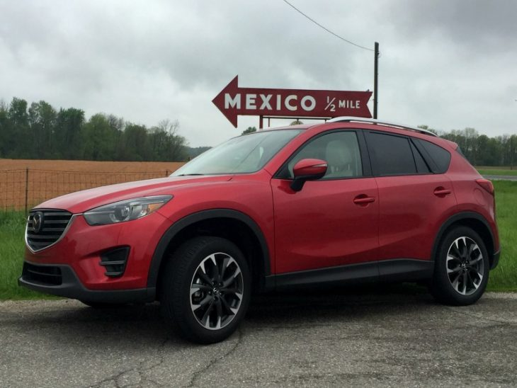 Mazda Cx-5 in Mexico