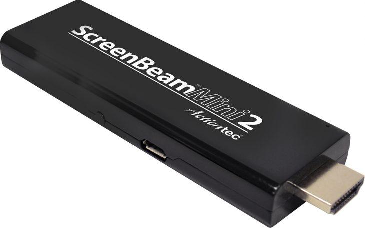 MyWirelessTV 2 and ScreenBeam