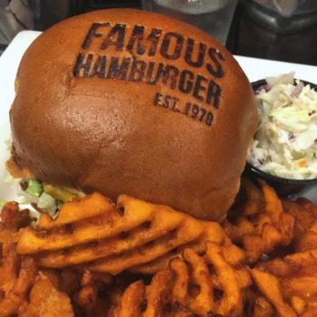 Famous Hamburger