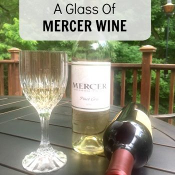 Enjoy Summer With A Glass of Mercer Wine