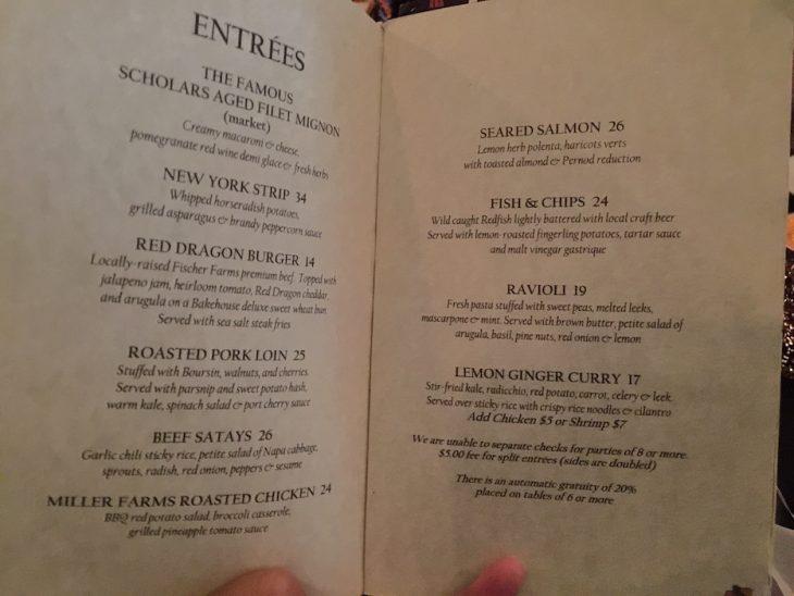 Scholar's Gourmet Inn