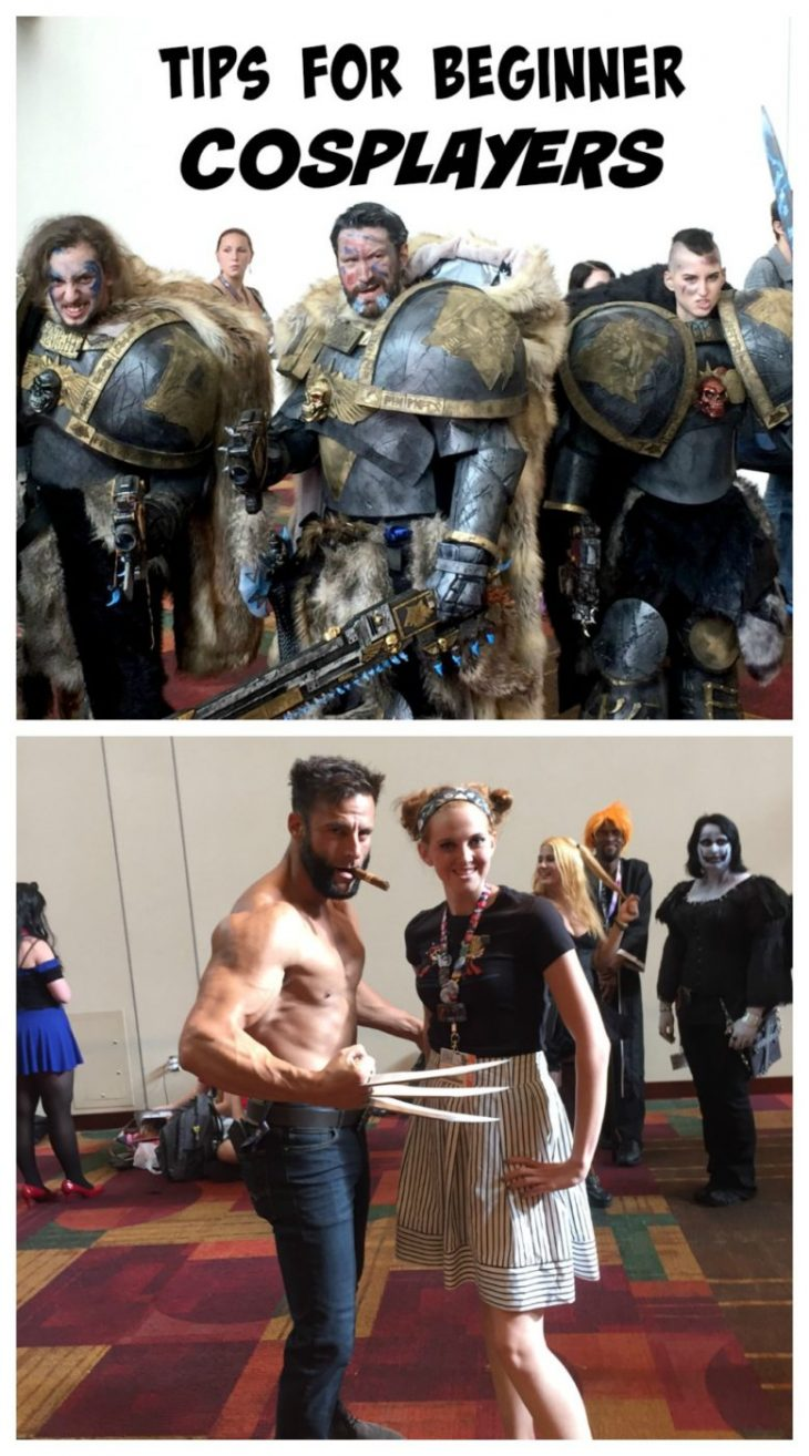Tips for Cosplay Beginners