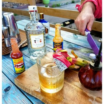 Dragonwater Cocktail Recipe
