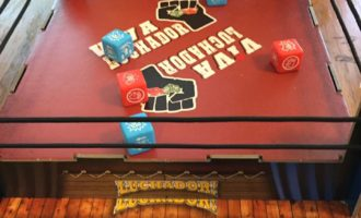 Luchador Mexican Wresting Dice Game Review