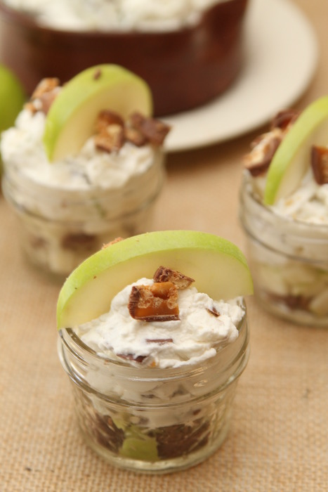 Apple Snicker Salad