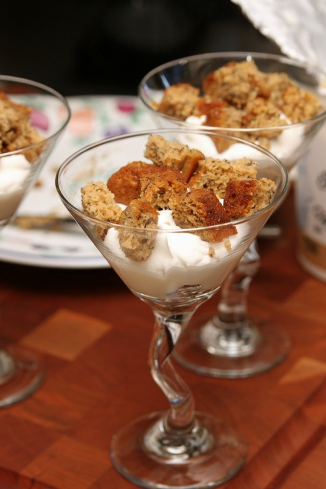 Bourbon Banana Trifle 1