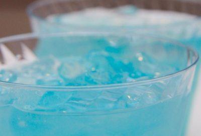 Blueberry Lemonade Rum Cocktail Recipe