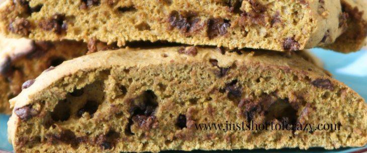 Pumpkin Chocolate Biscotti Recipe