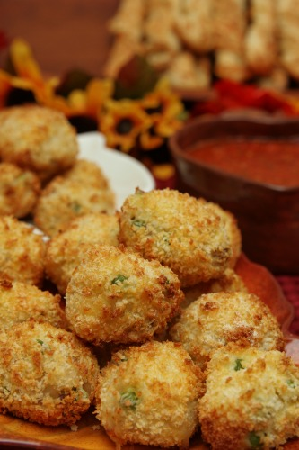 how to make risotto balls