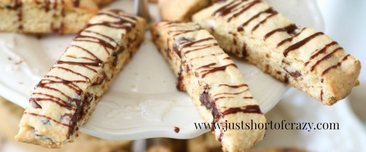 Triple Chocolate Biscotti Recipe