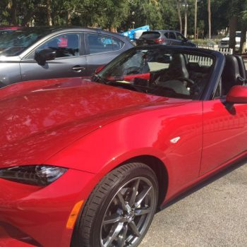 Why You'll Want To Go Zoom Zoom In The Mazda Miata