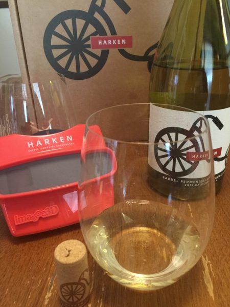 harken wine
