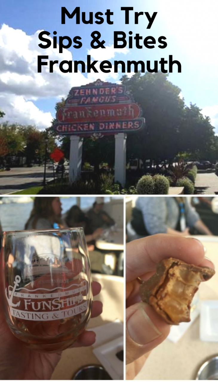 Sips & Bites in Frankenmuth, MI