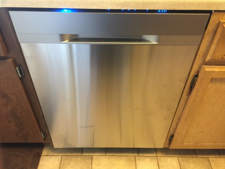 samsung dishwasher StormWash
