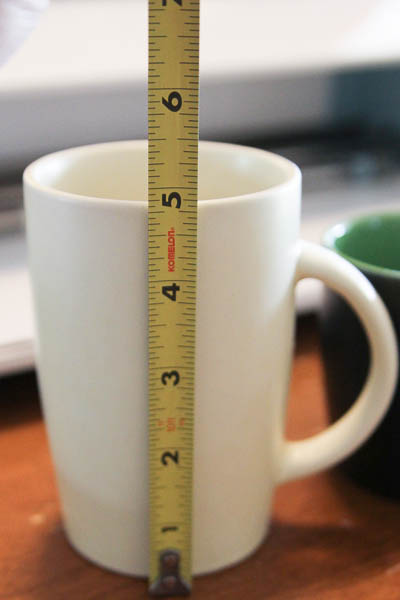 diy quote mugs
