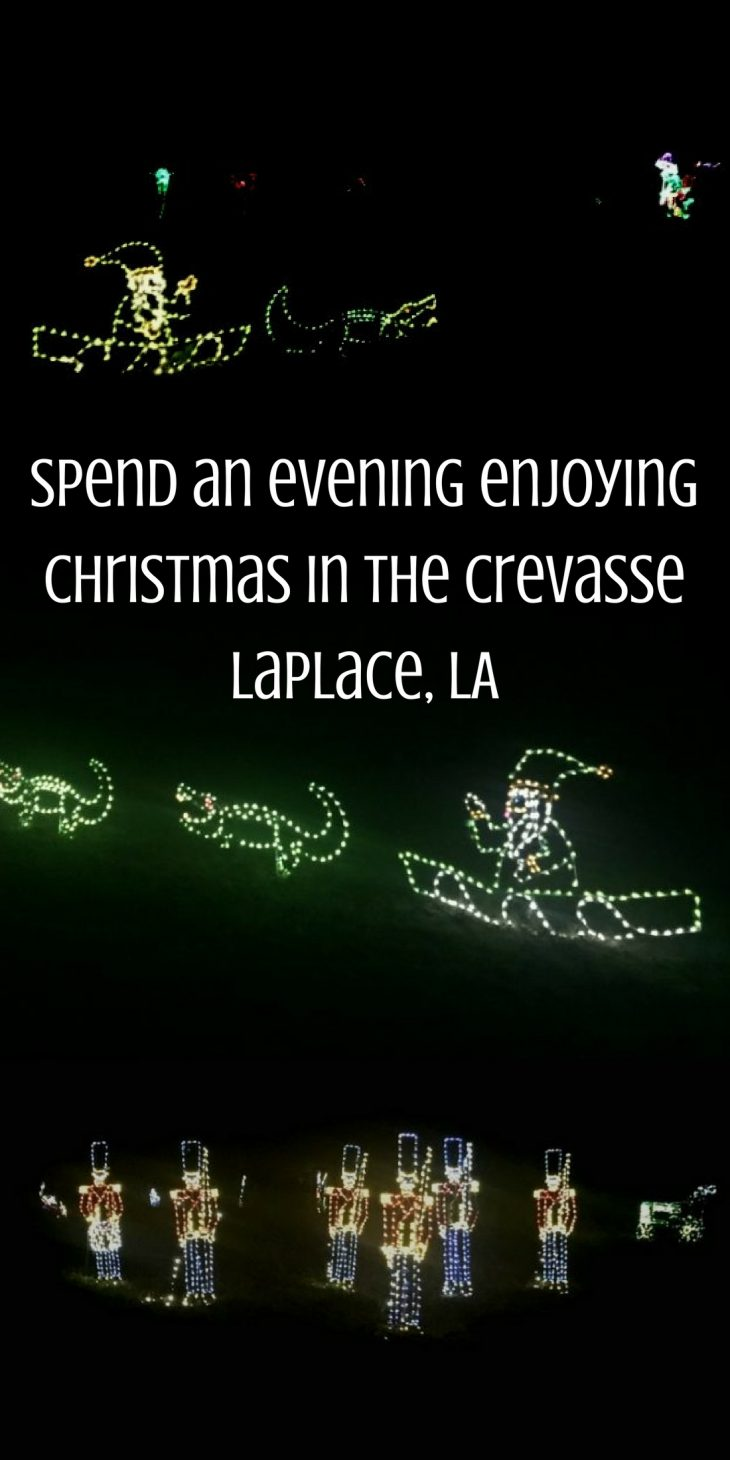 christmas at the crevasse