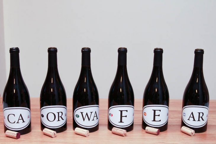 locations wine