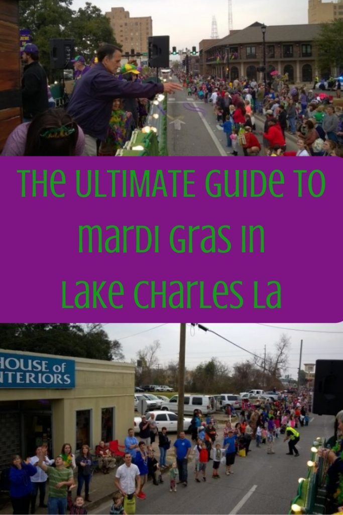 The ULTIMATE Guide to mardi gras in Lake Charles la