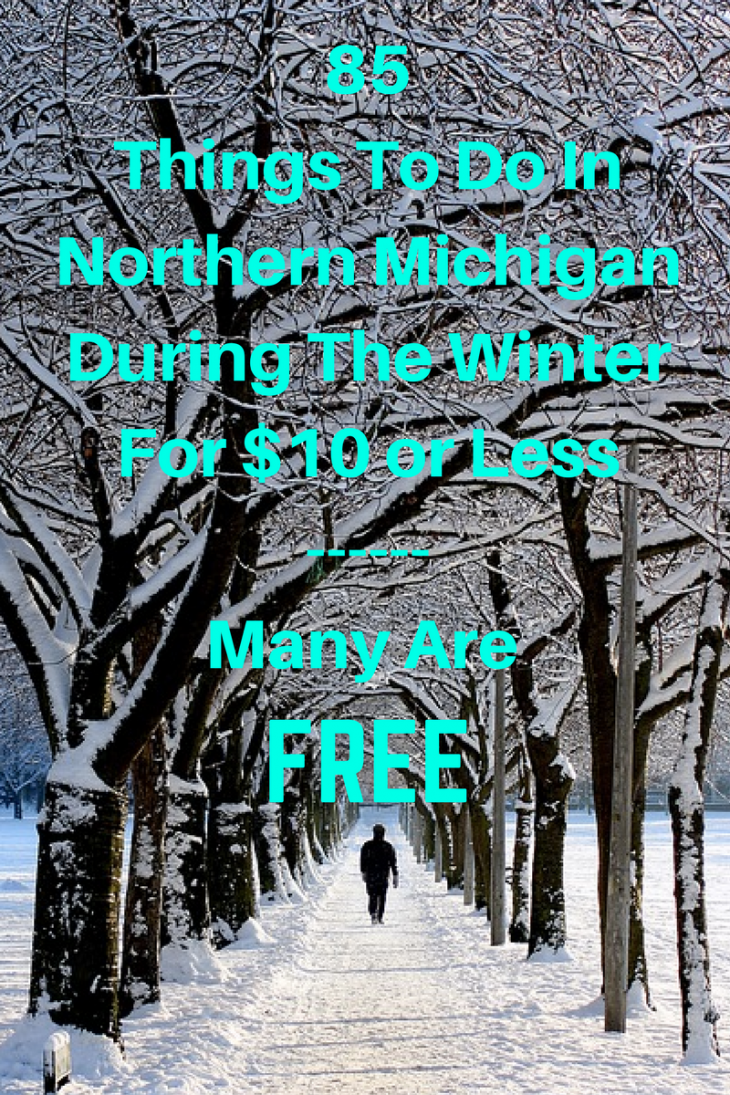 THINGS TO DO IN MICHIGAN during the winter