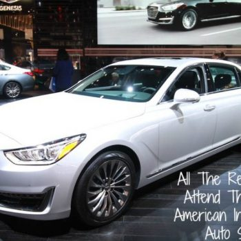 The North American International Auto Show Offers Eye Candy For Car Lovers #DetroitLovesAutos