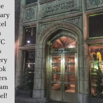 Library Hotel – A Must Stay For Book Lovers