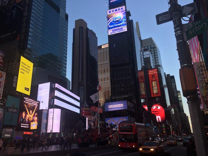 Times Square Hotel Casablanca Hotel
