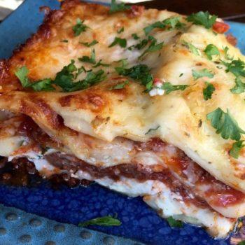 easy five cheese lasagna recipe