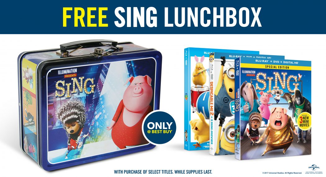 Best Buy Lunch Box Promotion