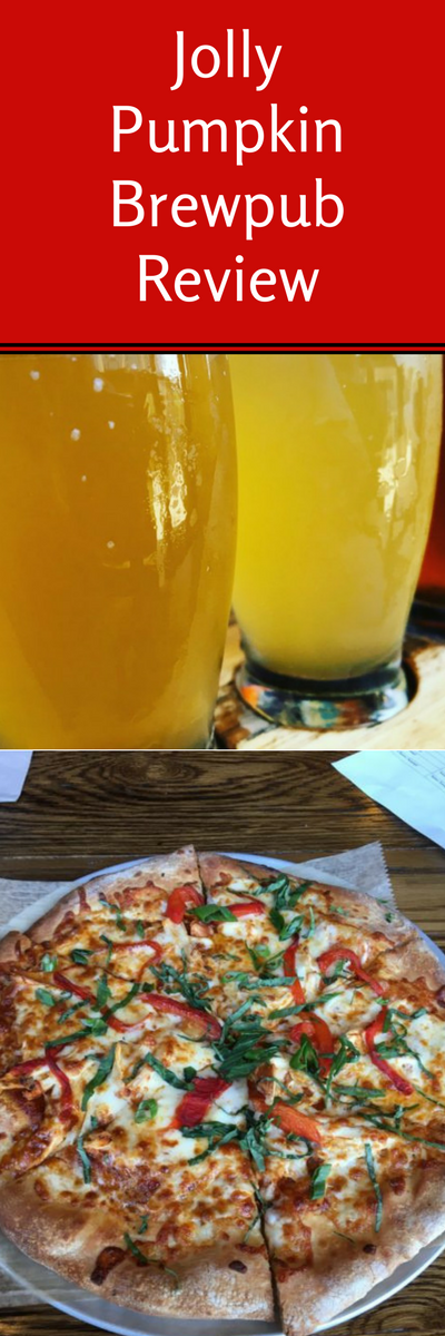 jolly pumpkin brewpub review