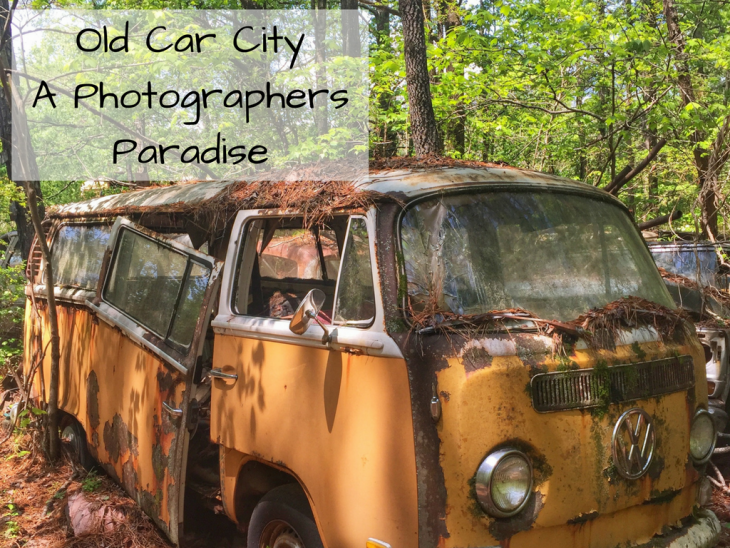 Tips For Visiting Old Car City USA