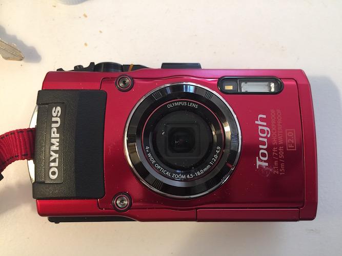 Olympus TG-4 Camera Review