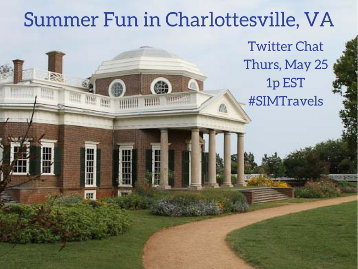 Summer fun in charlottesville