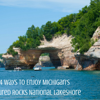 4 Ways To Enjoy Michigan's Pictured Rocks National Lakeshore