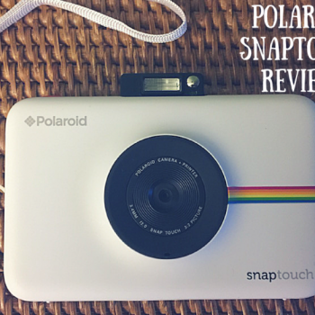 All The Reasons You'll Love The Polaroid Snaptouch Camera