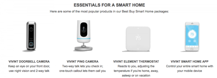 smart home by vivint