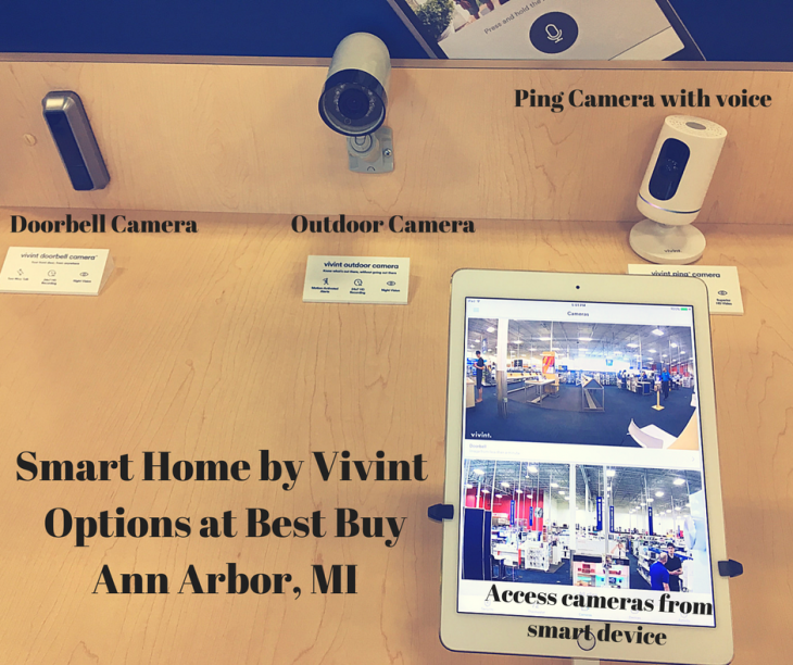 Best Buy Smart Home Powered By Vivint