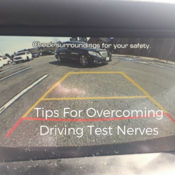 Tips For Overcoming Driving Test Nerves