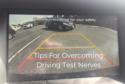 Tips For Overcoming Driving Test Nerves