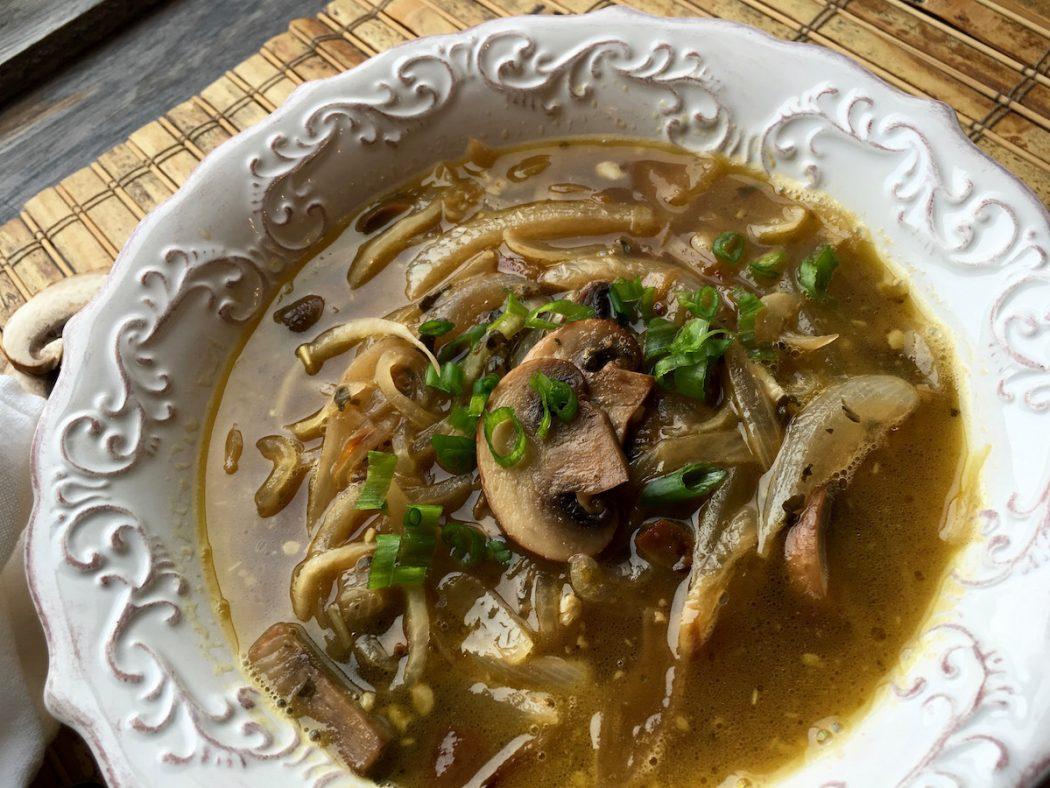 Daikon Noodle Soup Recipe