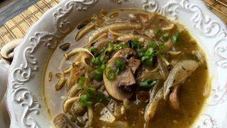 Daikon Noodle Soup: A Whole 30 Recipe