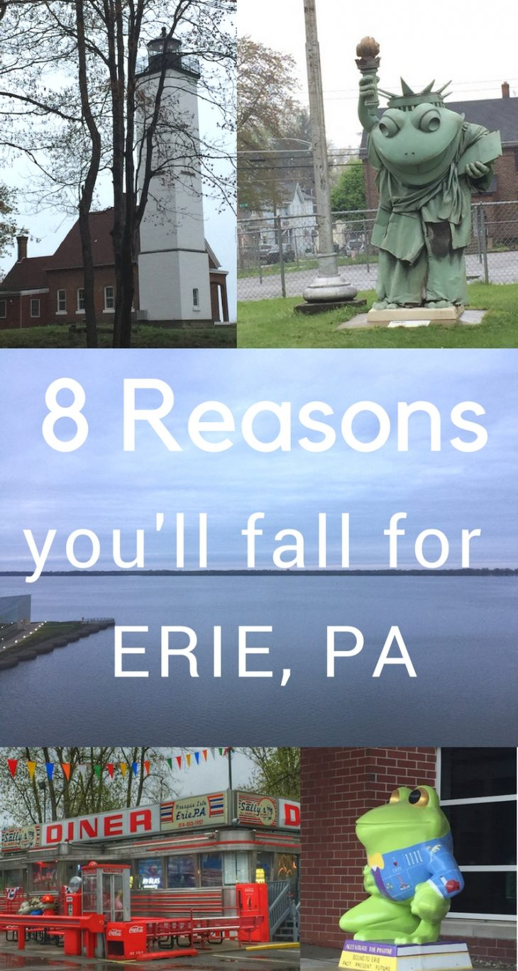 8 Reasons Why You'll Fall For Erie, PA