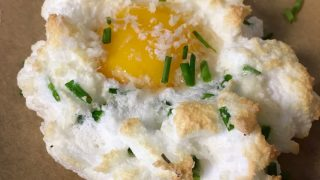 Take Breakfast Up A Notch With This Cloud Eggs Recipe