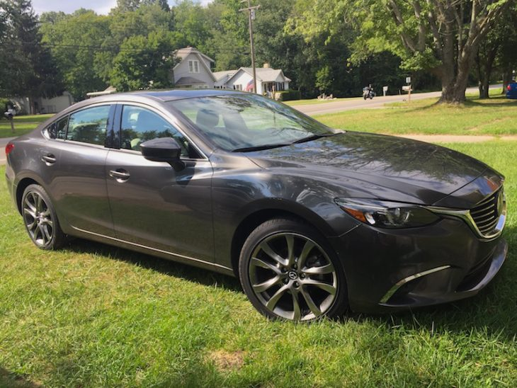 A Visit To Sandusky In The Mazda6 Grand Touring