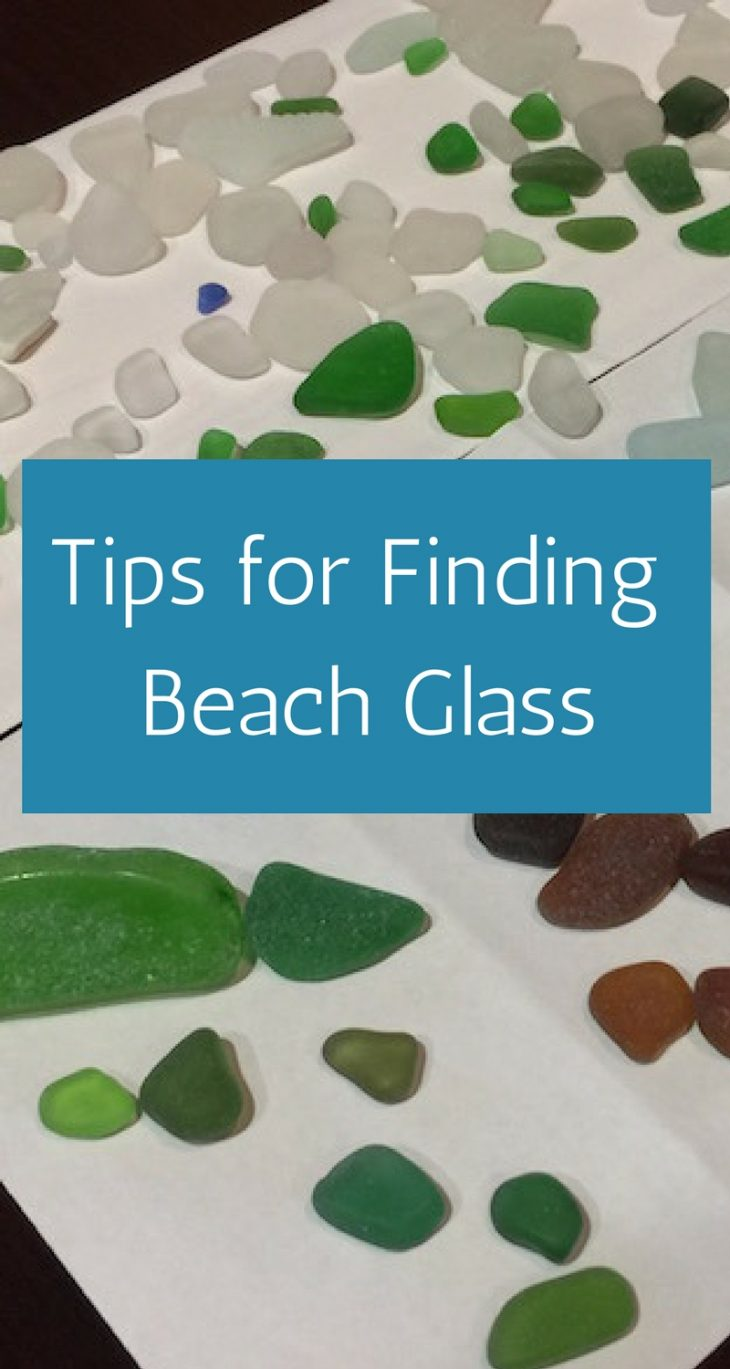 Tips for finding beach glass erie pa