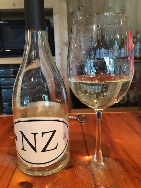 New Zealand Sauvignon Blanc 5