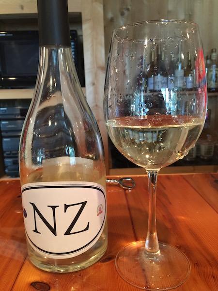 New Zealand Sauvignon Blanc 5