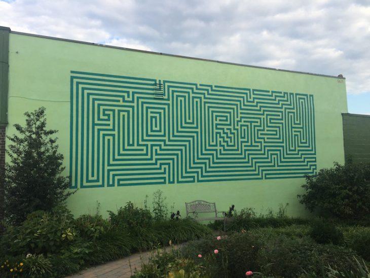 Strasburg Murals